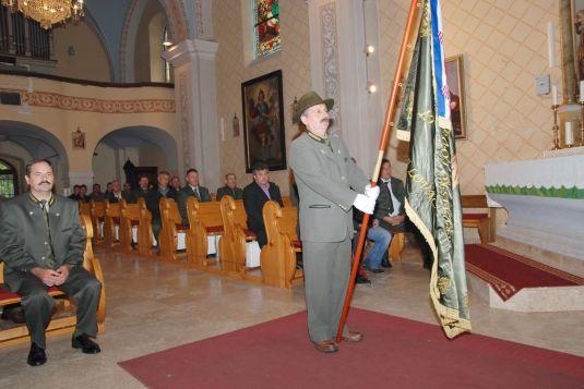 Posvećenje zastave